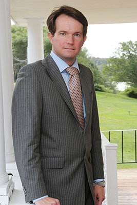 Lawyer Andrew J. Scott