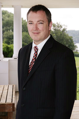 Lawyer Chris Boyd